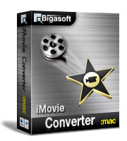 Bigasoft iMovie Converter for Mac Coupon – 20%
