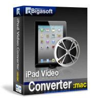 Bigasoft iPad Video Converter for Mac Coupon – 10%