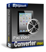 Bigasoft iPad Video Converter for Mac Coupon Code – 30%