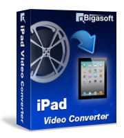 Bigasoft iPad Video Converter Coupon – 15%