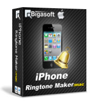 30% Bigasoft iPhone Ringtone Maker for Mac Coupon Code