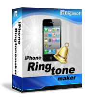 10% OFF Bigasoft iPhone Ringtone Maker Coupon