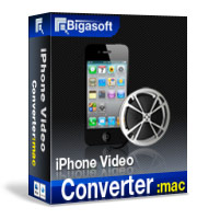 Bigasoft iPhone Video Converter for Mac Coupon – 5% OFF
