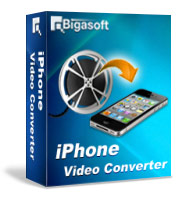 Bigasoft iPhone Video Converter Coupon Code – 5%