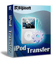 Bigasoft iPod Transfer Coupon – 10%