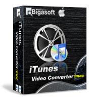 Bigasoft iTunes Video Converter for Mac Coupon Code – 20%