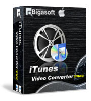 15% Bigasoft iTunes Video Converter for Mac Coupon