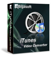 Bigasoft iTunes Video Converter Coupon – 30%