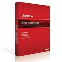 BitDefender Business Security 1 Year 25 PCs Coupon