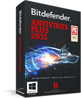 15% Bitdefender Antivirus Plus 2015 Coupon Code