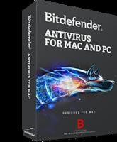 Bitdefender Antivirus for Mac and PC – 15% Sale