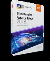 Bitdefender – Bitdefender Family Pack 2018 Sale