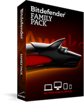 Bitdefender Family Pack Coupons 15% OFF