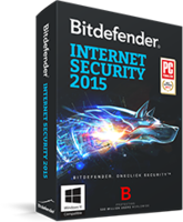 Bitdefender Bitdefender Internet Security 2015 Coupon