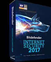 Bitdefender Bitdefender Internet Security 2017 Coupon Sale