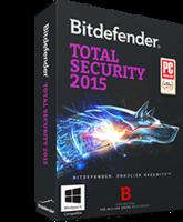 Bitdefender Total Security 2015 – Exclusive 15% off Discount