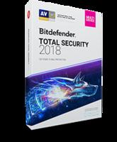 15% Off Bitdefender Total Security 2018 Coupon Code