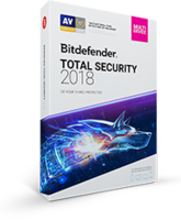 Bitdefender Total Security 2018 – Exclusive 15% Off Discount