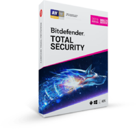 Bitdefender Total Security Multi-Device 2019 (2 Years 3 Devices) at US$63.00 (Promo) Coupon 15%