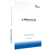 Bitraser for File Coupon