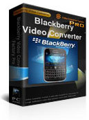 BlackBerry Video Converter Factory Pro – 15% Sale