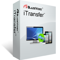 BlazeVideo iTransfer – Exclusive Coupon
