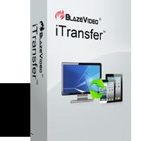 BlazeVideo iTransfer – Exclusive Coupon