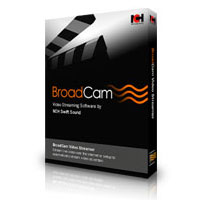 BroadCam Streaming Video Server Coupon Code – 30%