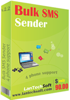 Exclusive Bulk SMS Sender (4 phone Support) Coupon Code
