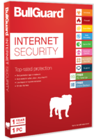 Exclusive BullGuard 2018 Internet Security 1-Year 3-PCs Coupon Sale