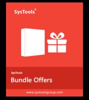 Bundle Offer – SysTools Yahoo Backup + Gmail Backup Coupons