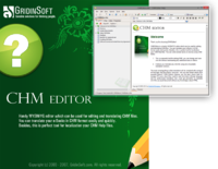 CHM Editor Home – 15% Off