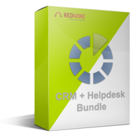 CRM + Helpdesk bundle Coupon
