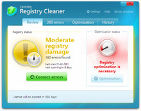Carambis Registry Cleaner Coupon Code 15% Off