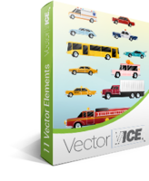 15% – Cars Vector Pack – VectorVice
