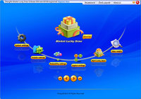 ChangXinSoft ChangXin Market LuckyDraw Software Standard Coupon Sale