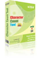 Character Count Tool Coupon
