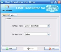 dycsoftware – Chat Translator for Skype Coupon Code