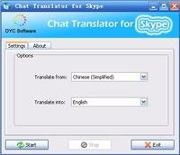 dycsoftware – Chat Translator for Skype Coupon Code
