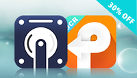 Cisdem DataRecovery and PDFConverterOCR Bundle for Mac Coupon 15% Off