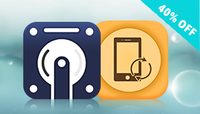 Cisdem DataRecovery and iPhoneRecovery Bundle for Mac – Exclusive 15% off Coupon