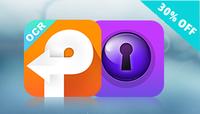 Cisdem PDFConverterOCR and PDFPasswordRemover Bundle for Mac – 15% Sale