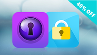 Cisdem Cisdem PDFPasswordRemover and AppCrypt Bundle for Mac Coupons