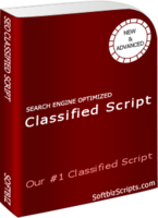 Classifieds Script – SbClassifiedsScript.com Coupons