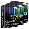 CloneBD Blu-ray Suite – 1 Year License – 15% Sale