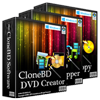 CloneBD DVD Suite – Lifetime License – 15% Off