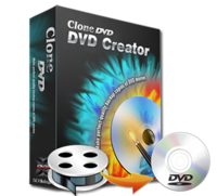 CloneDVD DVD Creator 3 years/1 PC Coupons