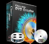 CloneDVD DVD Creator 3 years/1 PC Coupons