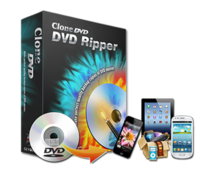 CloneDVD DVD Ripper lifetime/1 PC Coupons