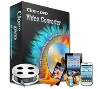 Exclusive CloneDVD Video Converter lifetime/1 PC Coupons